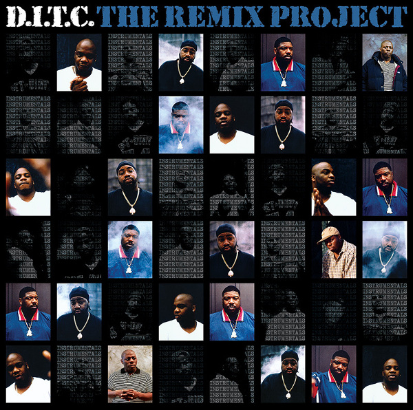 DITC-Remix-Project-Instrumentals