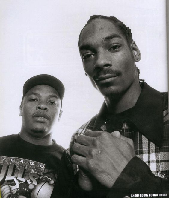 Dr Dre And Snoop Dogg And Tupac – Daily Motivational Quotes